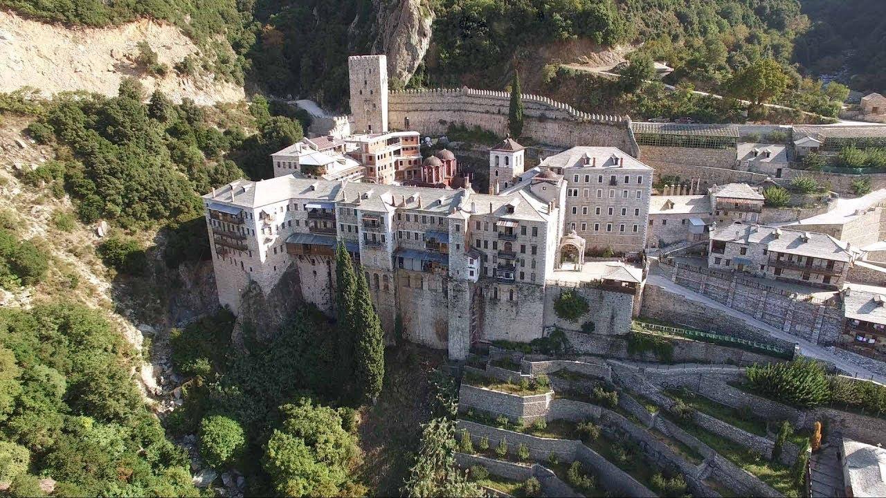 Αποσωληνώθηκε ο μοναχός από την Ι.Μ. Αγίου Παύλου Αγίου Όρους