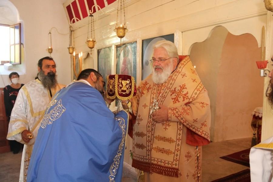 H εορτή της αναμνήσεως του εν Χώναις θαύματος του Αρχαγγέλου Μιχαήλ στην I.M. Διδυμοτείχου