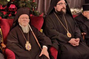 """Ίδρυμα μελέτης και ερευνών """"Πατριάρχης Βαρθολομαίος"""" στην Ι.Μ. Τζαγκαρόλων Χανίων"""