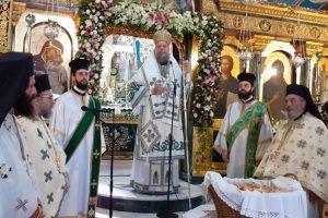 Η εορτή του Αγίου Ευσταθίου στη Νέα Ιωνία