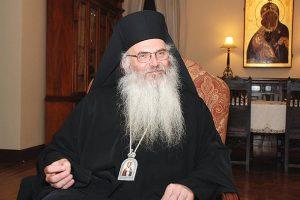 Ο Σεβ.Μεσογαίας Νικόλαος συνιστά να βάλουν και οι κληρικοί…. μάσκα- «Δεν είναι βλασφημία»