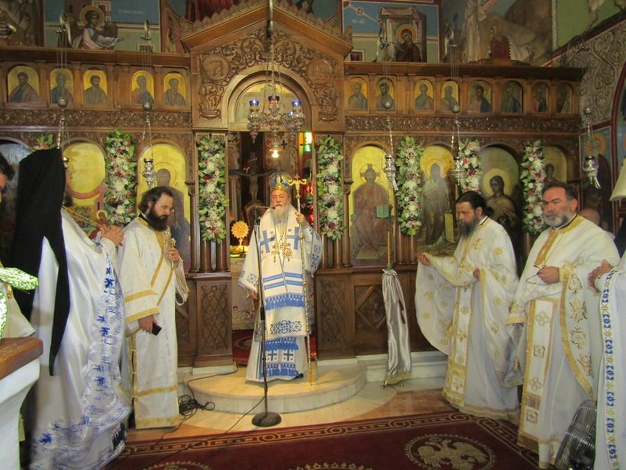 Κορίνθου Διονύσιος:Η «ποινικοποίηση του Ι. Άμβωνος» που επιχειρείται εσχάτως, δεν είχε επαναληφθεί ποτέ στα 2.000 χρόνια της Χριστιανοσύνης