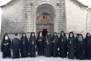 Ναύπακτος: Κουρά νέου Μοναχού στην Ιερά Μονή Αμπελακιωτίσσης
