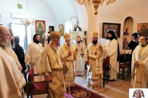 Αρχιερατικό Συλλείτουργο – 40 χρόνια λαμπρής επισκοπικής πορείας συμπλήρωσε ο Μητροπολίτης Σπάρτης