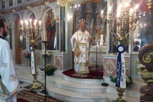 Η εορτή του Γενεθλίου της Θεοτόκου στην Ιερά Μητρόπολη Μεσσηνίας.