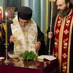 Αγιασμός ενάρξεως στη σχολή Βυζαντινής Μουσικής της Ι. Μητροπόλεως Εδέσσης