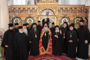 Πανηγύρισε ο μοναδικός στην Ελλάδα Ναός του Προφήτη Μωϋσέως του Θεόπτου