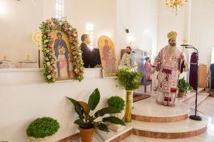 Η εορτή της Αγίας Σοφίας στην Μητρόπολη Φθιώτιδος