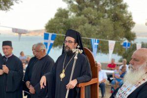 Ο εορτασμός του Γενεθλίου της Παναγίας στην Πετροβολίτσα Ακρωτηρίου, Μετόχι της Ι. Μονής Αγίας Τριάδος Τζαγκαρόλων Κρήτης
