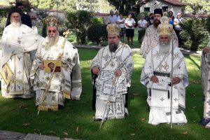 Η εορτή του Γενέσιου της Θεοτόκου στην Ι. Μητρόπολη Καλαβρύτων και Αιγιαλείας