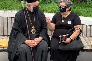 Στο « Σημείο Μηδέν» ο Αρχιεπίσκοπος Ελπιδοφόρος