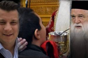 Αμβρόσιος προς Δερμιτζάκη: « Είσαι εντελώς άσχετος – Κάτσε στα αυγά σου»