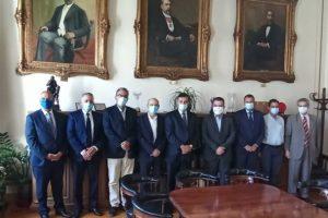 Κ. Βλάσσης: Νέα περίοδο εξωστρέφειας για το Ελληνικό Ινστιτούτο Βενετίας σηματοδοτεί το μνημόνιο συνεργασίας που υπέγραψε με το ΕΚΠΑ