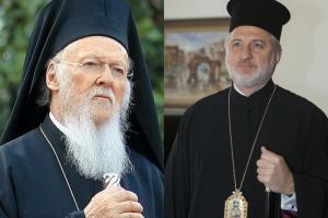 Ο Αρχιεπίσκοπος Αμερικής Ελπιδοφόρος «ευλογεί» τα γένια του