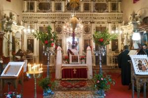 Κερκύρας Νεκτάριος:  Τα Μυστήρια της Εκκλησίας μας και ο κάθε ναός έχουν την χάρη του Αγίου Πνεύματος