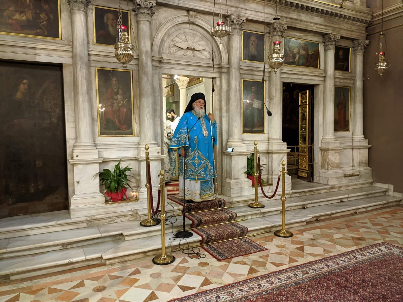 Κερκύρας Νεκτάριος: ΝΑ υπερβούμε την πνευματική φθορά