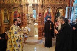 Ο Σεβ. Περιστερίου κ. Κλήμης εόρτασε σεμνά και ταπεινά  την έκτη επέτειο της εις Επίσκοπο  χειροτονίας του