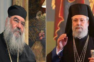 Συνεχίζει να αντιδρά ο Λεμεσού Αθανάσιος: «Καταργείται η Σύνοδος της Εκκλησίας της Κύπρου με αυτόν τον τρόπο…»
