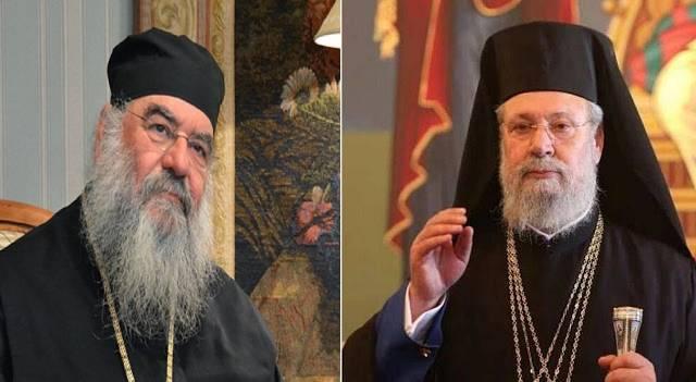 You are currently viewing Συνεχίζει να αντιδρά ο Λεμεσού Αθανάσιος: «Καταργείται η Σύνοδος της Εκκλησίας της Κύπρου με αυτόν τον τρόπο…»
