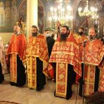 Η εορτή του Αγίου Δημητρίου στην Μητρόπολη Νεαπόλεως