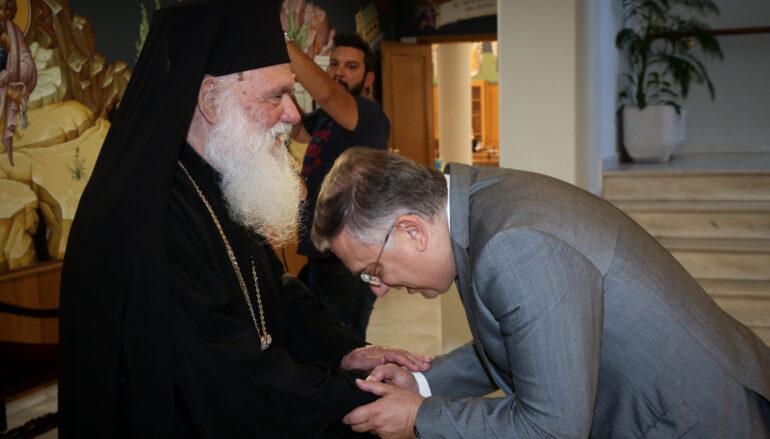 Εγκρίθηκαν οι πρώτες 200 οργανικές θέσεις για την Εκκλησία της Ελλάδος