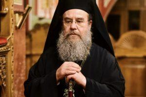 Θετικός στον κορονοϊό ο Μητροπολίτης Ιερισσού  Θεόκλητος -Ας προσευχηθούμε όλοι μαζί για τον καλό και άξιο Δεσπότη