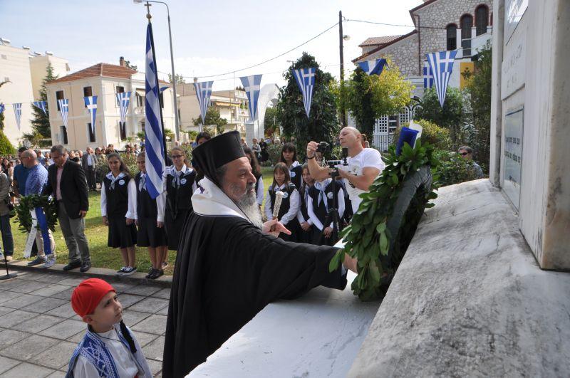 You are currently viewing Μνημόσυνο για τον Παύλο Μελά από τον Σεβ. Δράμας κ. Παύλο