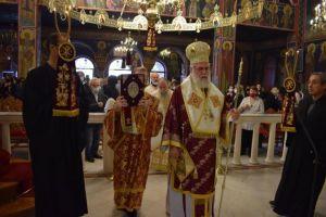 Πετρούπολη: Με λαμπρότητα εορτάστηκε η μνήμη του Αγίου Δημητρίου