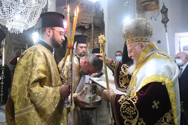 Οικουμενικός Πατριάρχης: Η Ίμβρος επληγώθη αλλά δεν έσβησε, υπέφερεν αλλά δεν υπέκυψε