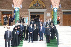 Εθνική ομοψυχία και αξιοπρέπεια το μήνυμα από την Ι. Μητρόπολη Διδυμοτείχου Ορεστιάδος & Σουφλίου