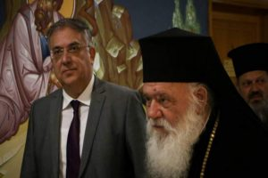 Ο κ. Θεοδωρικάκος τόπε και τόκανε: «Πέρασε» το νομοσχέδιο για τους Κοιμητηριακούς Ναούς – Καμία διαχείριση στους Δήμους