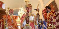 Πανδήμως οι Μυκόνιοι τίμησαν τον προστάτη τους Άγιο Αρτέμιο