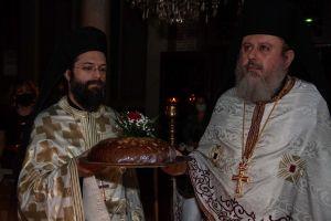 Κατανυκτική Αγρυπνία για τους Αγίους της Αθήνας στο Αρχιεπισκοπικό παρεκκλήσι