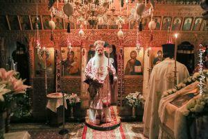 Λαμία: Αγρυπνία από τον ακούραστο Σεβ. Φθιώτιδος Συμεών για την Αγία Αναστασία την Ρωμαία στην Ι.Μ. Αγίου Γεωργίου Μύλων