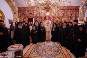 Βέροια: Μεγαλοσχημία Μοναχού – Αγρυπνία στο Παρεκκλήσιο του Αγίου Γερασίμου του εν Κεφαλληνία