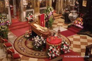 Βενετία σήμερα: Η σορός του μακαριστού Μητροπολίτου Ιταλίας σε προσκύνημα και Αγρυπνία