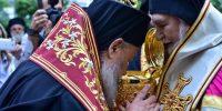 Τρισάγιο για τον μακαριστό Μητροπολίτη Ιταλίας κυρό Γεννάδιο στον Άγιο Νικόλαο Λαρίσης