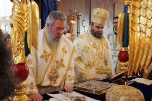 Ο ΤΑΜΑΣΟΥ ΗΣΑΙΑΣ:Απειλεί με «σχίσμα» τον Αρχιεπίσκοπο Χρυσόστομο