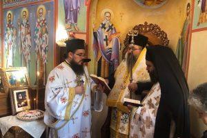Μνημοσύνου για τον Μακαριστό Αρχιεπίσκοπο Αθηνών Χριστοδούλου στην Λευκάδα