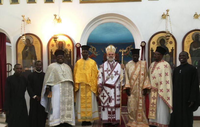 Χειροτονία του πρώτου Ιερέα Μασάι στην Τανζανία