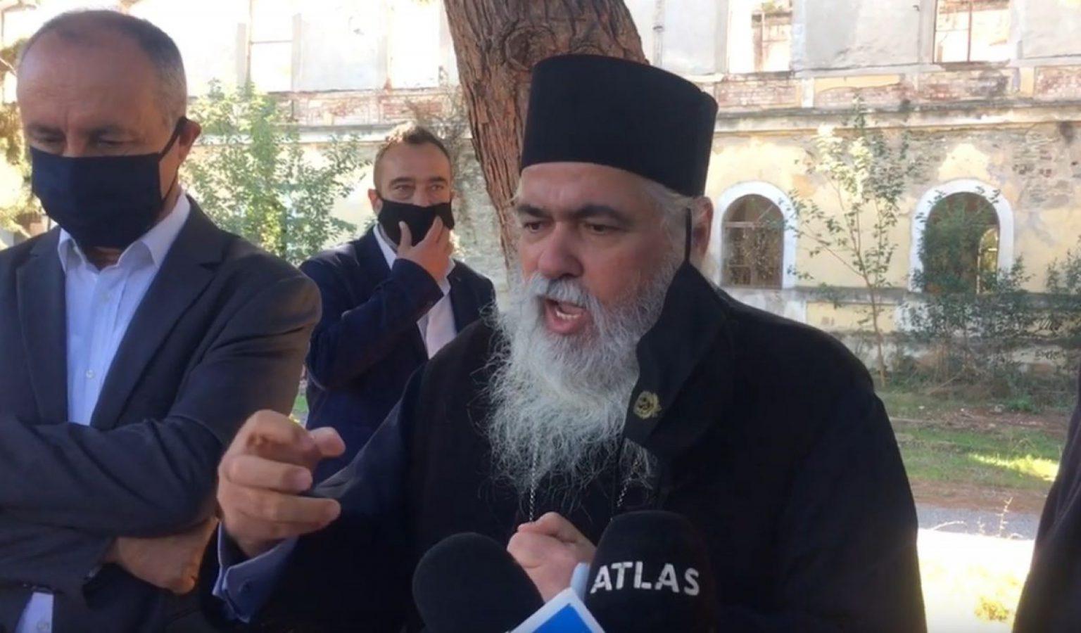 You are currently viewing Αγανάκτησε ο Σεβ. Νεαπόλεως Βαρνάβας: Να επεκταθεί το Μετρό και στην Δυτική Θεσσαλονίκη