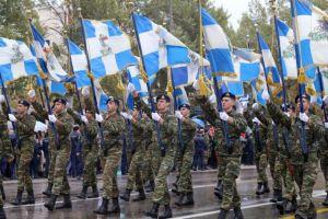 28η Οκτωβρίου: Ακυρώνονται όλες οι παρελάσεις λόγω COVID-19 – Τι θα γίνει με τους εορτασμούς του Αγίου Δημητρίου