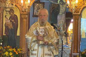 Κυριακή Β' Λουκά στην Ιερά Μητρόπολη Καρυστίας και Σκύρου με τον αεικίνητο Γέροντα Καρυστίας κ.Σεραφείμ