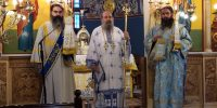 Μνημόσυνο τοῦ Ἀρχιεπισκόπου Χριστοδούλου στήν Πάτρα.