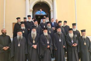 Η καρδιά της Εκκλησίας της Ελλάδας σήμερα χτυπούσε στην Κέρκυρα