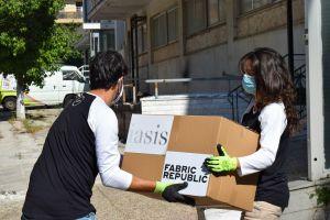Συνεργασία της Ι. Μ. Φθιώτιδος με την «ΑΜΚΕ ΙΑΣΙΣ» για την στήριξη των πληγέντων από τις πλημμύρες