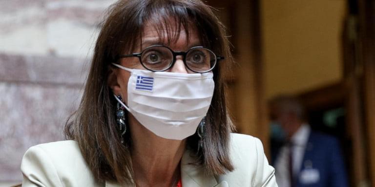 Κατερίνα Σακελλαροπούλου: η εθνική απογοήτευση