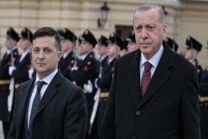 Στο πλαίσιο της επίσκεψης Ζελένσκι στην Τουρκία : Δοξολογία για την άφιξη του Ουκρανού Προέδρου στο Φανάρι