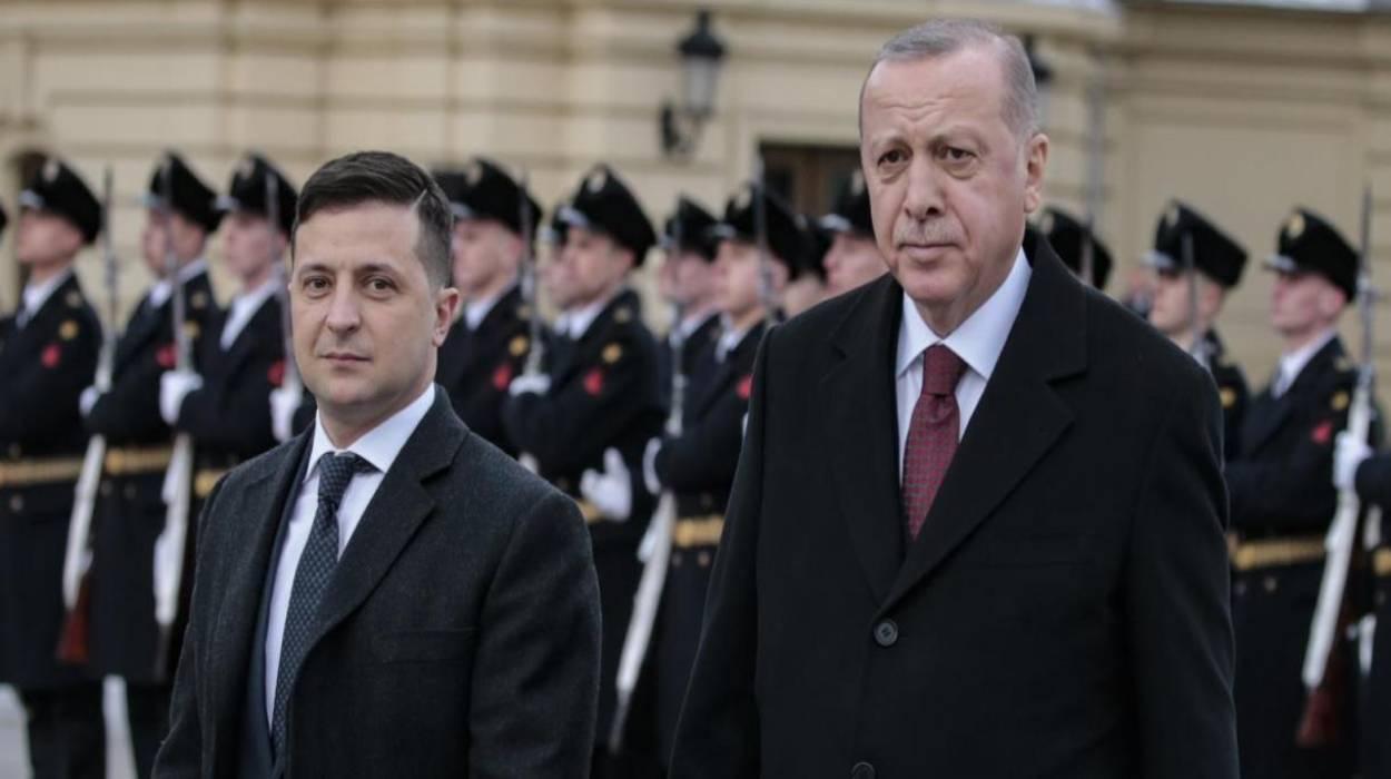You are currently viewing Στο πλαίσιο της επίσκεψης Ζελένσκι στην Τουρκία : Δοξολογία για την άφιξη του Ουκρανού Προέδρου στο Φανάρι