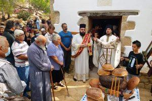 Ιεραποστολή της Μητροπόλεως Κισάμου στην Γαύδο